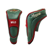 Minnesota Wild Golf Hybrid Headcover