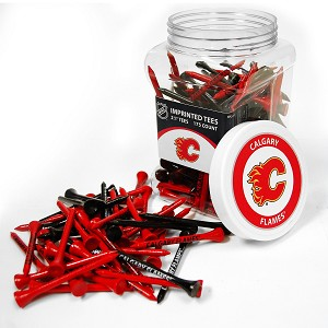 Calgary Flames NHL Golf Tees 175 Pack