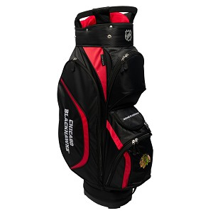 Chicago Blackhawks Clubhouse Cart Bag