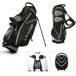 Los Angeles Kings NHL Golf Stand Bag