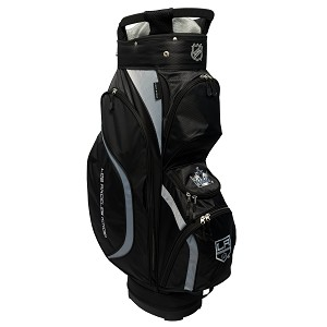 Los Angeles Kings Clubhouse Cart Bag