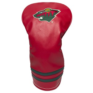 Minnesota Wild Vintage Driver Head Cover