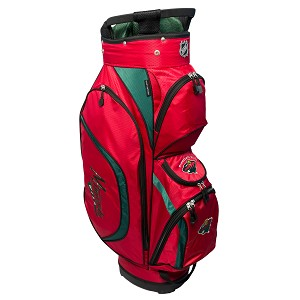 Minnesota Wild Clubhouse Cart Bag