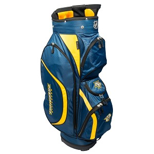 Nashville Predators Clubhouse Cart Bag