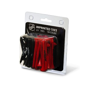 New Jersey Devils NHL Golf Tees 50 Pack