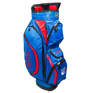 New York Rangers Clubhouse Cart Bag