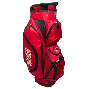 Arizona Coyotes Clubhouse Cart Bag