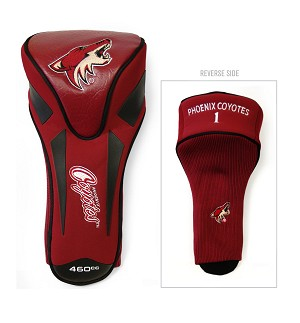 Arizona Coyotes Golf Driver Head Cover