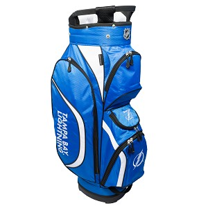 Tampa Bay Lightning Clubhouse Cart Bag