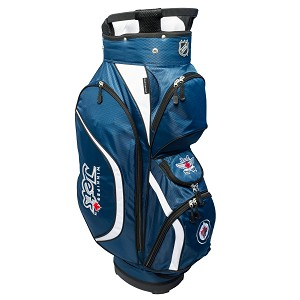 Winnipeg Jets Clubhouse Cart Bag