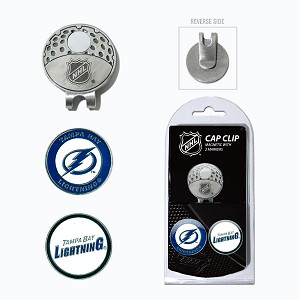 Tampa Bay Lightning Hat Clip