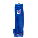 New York Rangers Embroidered Golf Towel