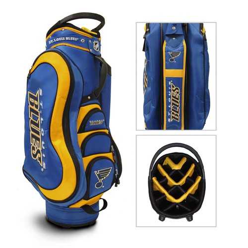 St Louis Blues Nhl Victory Cart Bag