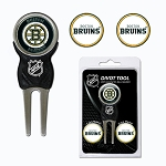 Boston Bruins Divot Tool Set