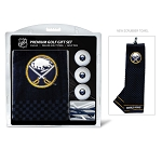 Buffalo Sabres Embroidered Towel Golf Gift Set