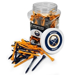Buffalo Sabres NHL Golf Tees 175 Pack