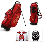 Calgary Flames NHL Golf Stand Bag