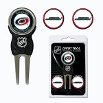 Carolina Hurricanes Divot Tool Set