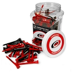 Carolina Hurricanes NHL Golf Tees 175 Pack