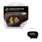 Chicago Blackhawks Blade Putter Cover
