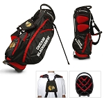 Chicago Blackhawks NHL Golf Stand Bag
