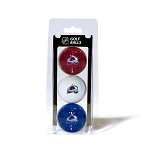Colorado Avalanche Golf Ball Sleeve