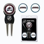 Colorado Avalanche Divot Tool Set