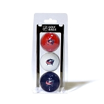 Columbus Blue Jackets Golf Ball Sleeve
