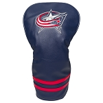 Columbus Blue Jackets Vintage Driver Head Cover