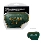 Dallas Stars Blade Putter Cover