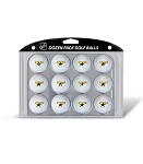 Dallas Stars Dozen Logo Golf Balls