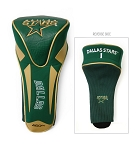 Dallas Stars Golf Driver Head Cover