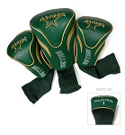 Dallas Stars Golf Headcovers Set of Three