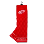 Detroit Red Wings Embroidered Golf Towel