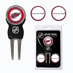 Detroit Red Wings Divot Tool Set