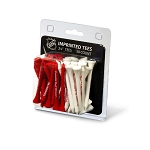 Detroit Red Wings NHL Golf Tees 50 Pack
