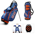 Edmonton Oilers NHL Golf Stand Bag