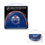 Edmonton Oilers Mallet Putter Cover
