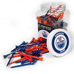 Edmonton Oilers NHL Golf Tees 175 Pack