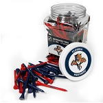 Florida Panthers NHL Golf Tees 175 Pack