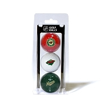 Minnesota Wild Golf Ball Sleeve