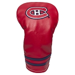 Montreal Canadiens Vintage Driver Golf Head Cover