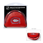 Montreal Canadiens Mallet Putter Cover