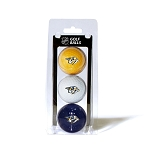 Nashville Predators Golf Ball Sleeve