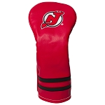 New Jersey Devils Vintage Fairway Head Cover