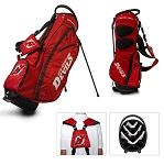 New Jersey Devils NHL Golf Stand Bag