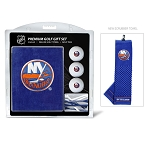 New York Islanders Embroidered Towel Golf Gift Set