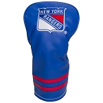 New York Rangers Vintage Driver Head Cover