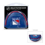 New York Rangers Mallet Putter Cover