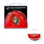 Ottawa Senators Mallet Putter Cover